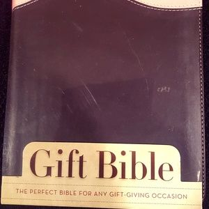 Other - Bible:  New International Version